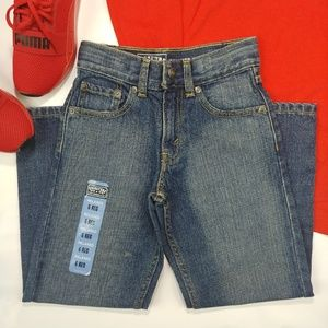 Boys' Size 6 - Signature Levi's Straight Jeans